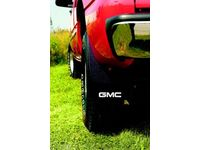 GMC Sierra Splash Guards