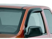 GMC Canyon Side Window Weather Deflector - Front and Rear Sets - 17800385