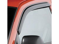 GMC Sierra Side Window Weather Deflector