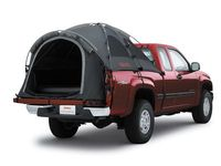 GM Sport Tent,Note:With Awning,Red GMC Logo,Gray,6' Long Box; - 12498943