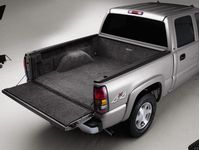 "GM Bed Rug,Note:With GMC Logo - 5'8"" Short Box; - 12499441"