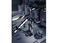 Pontiac Roof-Mounted Bicycle Carrier - Wheel Mount,Note:Interior Mounted; - 12495683