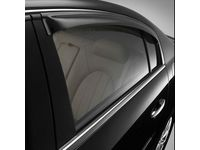 Buick Sunshade Package - Side Rear,Color:Black; - 17802127