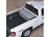 GMC Sierra Tool Box