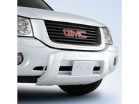 GMC Front Fascia Extension,Color:White (50U); - 12498672