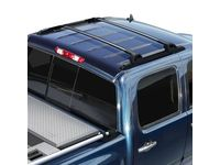 Chevrolet Roof Rack Side Rails,Note:Black,Crew Cab; - 19166253