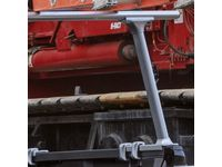 Chevrolet Ladder Rack by Tracrac®,Note:Single Cross Bar; - 19299112