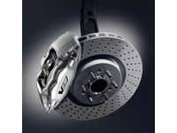 Cadillac CTS Performance Brake Rotor