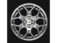 Pontiac G5 16-Inch Wheel,Note:AZ577 Chrome; - 17800578