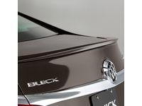Buick LaCrosse Flush Mount Spoiler Kit in Mocha Bronze Metallic - 22853855