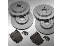 Cadillac CTS Brake Upgrade Systems