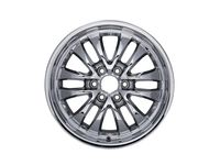 Chevrolet Tahoe 20x8.5-Inch Aluminum 6-Split-Spoke Wheel in Chrome - 19301343