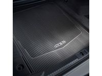 GM 22759925 Premium All-Weather Cargo Area Mat in Jet Black with ATS Script