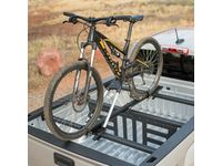GMC Yukon Roof-Mounted Big Mouth™ Bicycle Carrier in Black by Thule - 19257861