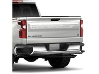 Chevrolet Silverado Trailboss LT Nameplate Package in Black - 84300958