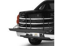 Chevrolet Avalanche Bed Extender,Note:Anodized Aluminum; - 12497828