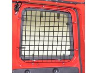 GMC Savana Driver-Side Security Screen Package for Split Door Window - 12498714