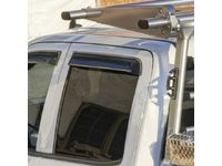 Chevrolet Aluminum Cab-Over Ladder Rack Extension by TracRac a Division of Thule - 19299113