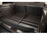 GMC Yukon Cargo Organizer in Kona Brown - 23477233