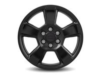 Chevrolet Tahoe 20x9-Inch Aluminum 5-Spoke Wheel in Black - 23431106