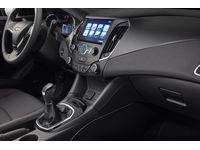 Chevrolet Cruze Interior Trim Kit in Gloss Black (iO6) - 39066871