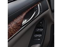 Cadillac CTS Interior Trim Kit in Sapele High-Gloss Sapele - 23188634