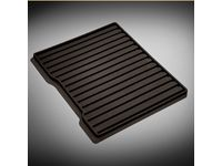 Chevrolet Tahoe Second-Row Pass-Through All-Weather Floor Mat in Cocoa for Models with Second-Row Captain's Chairs - 23132629