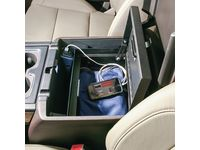 Chevrolet Tahoe Center Console Insert Lock Box with 3 Digit Combination Lock by Tuffy Security Products - 19369089