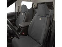 Chevrolet Colorado Carhartt Crew Cab Front Seat Cover Package in Gravel - 84301778