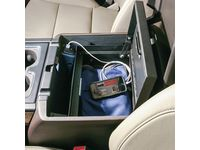 Chevrolet Tahoe Center Console Insert Lock Box by Tuffy Security Products - 19356364