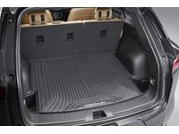 Chevrolet Blazer Premium All-Weather Cargo Area Mat in Jet Black with Chevrolet Script - 84148095