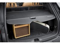 Chevrolet Blazer Cargo Area Shade in Jet Black - 84122593