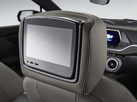 Chevrolet Blazer Rear-Seat Infotainment System in Jet Black Leather with Maple Sugar Accents - 84352482