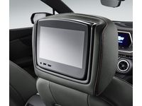 Chevrolet Blazer Rear-Seat Infotainment System In Jet Black Leather (for RS Model) - 84628534