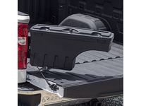 Chevrolet Silverado Swingout Toolbox Driver Side by UnderCover™ - 19418645