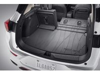 Buick Encore GX Integrated Cargo Liner in Ebony with Buick Script - 42750494
