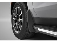 Chevrolet Tahoe Front Splash Guards in Black - 84433550