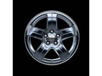 Pontiac G5 17-Inch Wheel,Note:AS079 Indigo Chrome Finish (set of 4); - 19171080