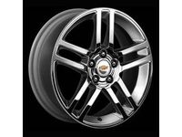 Pontiac G5 17-Inch Wheel,Note:AS216 Chrome (set of 4); - 17801217