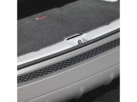Pontiac Rear Bumper Fascia Protector,Color:Black; - 12498267