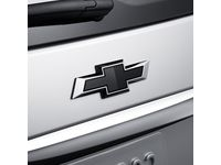 GM Front and Rear Bowtie Emblems in Black for Hatchback - 42475828