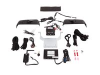 GM Intellihaul Three Camera Trailering System by EchoMaster® for Vehicles with Trailering Mirror - 19353504