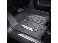 GM 84333602 Front Row Floor Liner Package in Black