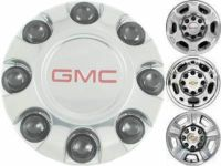 GM Wheel Cover - 9595870