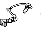 Chevrolet Mass Air Flow Sensor - 12579352