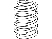 GM Coil Springs - 15058961