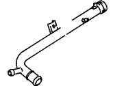 GM Cooling Hose - 24577029