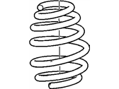 Cadillac Coil Springs - 20906124