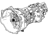 Pontiac G8 Transmission Assembly - 92236239