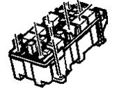 cadillac dts fuse box guaranteed genuine cadillac parts. Black Bedroom Furniture Sets. Home Design Ideas